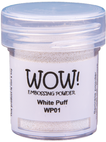 WP01 White Puff Ultra High
